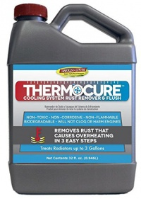 Thermocure Cooling System, Rust Remover and Flush
